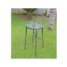SGABELLO IN FERRO STOOL